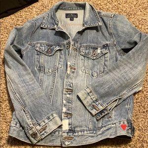 Lucky jean jacket